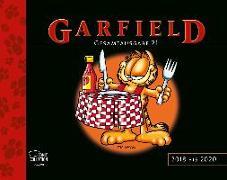 Cover-Bild zu Davis, Jim: Garfield Gesamtausgabe 21