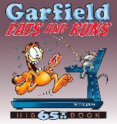Cover-Bild zu Davis, Jim: Garfield Eats and Runs