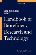 Cover-Bild zu Handbook of Biorefinery Research and Technology (eBook) von Park, Jong Moon (Hrsg.)