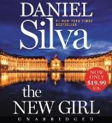 Cover-Bild zu Silva, Daniel: The New Girl Low Price CD