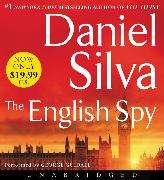 Cover-Bild zu Silva, Daniel: The English Spy Low Price CD