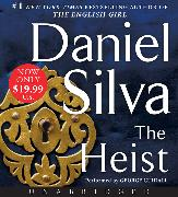 Cover-Bild zu Silva, Daniel: The Heist Low Price CD
