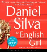 Cover-Bild zu Silva, Daniel: The English Girl Low Price CD
