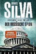 Cover-Bild zu Silva, Daniel: Der russische Spion