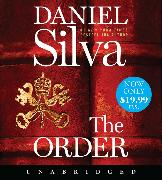 Cover-Bild zu Silva, Daniel: The Order Low Price CD