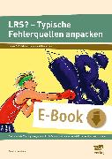 Cover-Bild zu LRS? Typische Fehlerquellen anpacken (eBook) von Neubauer, Annette