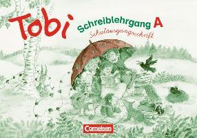 Cover-Bild zu Tobi-Schreiblehrgang A. SAS von Metze, Wilfried