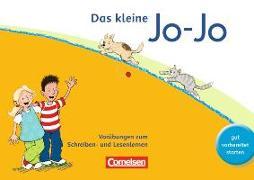 Cover-Bild zu Jo-Jo Fibel. Das kleine Jo-Jo. Vorübungen zum Schreiben- und Lesenlernen von Metze, Wilfried
