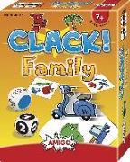 Cover-Bild zu Clack! Family, d