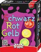 Cover-Bild zu Schwarz Rot Gelb Refresh von Burkhardt, Günter