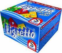 Cover-Bild zu Ligretto schneller geht nicht! Blau