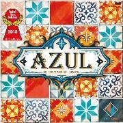 Cover-Bild zu Azul von Kiesling, Michael