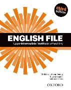 Cover-Bild zu English File third edition: Upper-intermediate: Workbook without Key