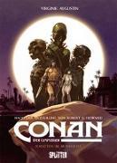 Cover-Bild zu Howard, Robert E.: Conan der Cimmerier: Schatten im Mondlicht