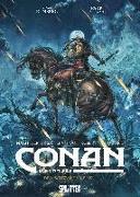 Cover-Bild zu Runberg, Sylvain: Conan der Cimmerier: Der Schwarze Kreis