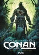 Cover-Bild zu Gabella, Mathieu: Conan der Cimmerier. Band 3