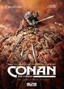 Cover-Bild zu Howard, Robert E.: Conan der Cimmerier: Die scharlachrote Zitadelle