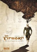 Cover-Bild zu Gabella, Mathieu: Einhorn 01 - Der letzte Tempel des Asklepios