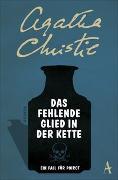 Cover-Bild zu Das fehlende Glied in der Kette von Christie, Agatha
