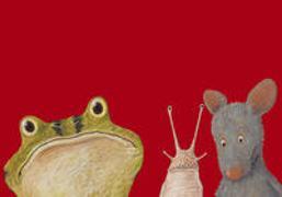 Cover-Bild zu Schärer, Kathrin (Illustr.): staun, staun - mutig, mutig Postkarte VE 1=10