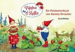 Cover-Bild zu Drescher, Daniela (Illustr.): Postkartenbuch »Pippa und Pelle«