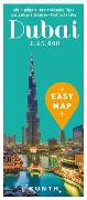 Cover-Bild zu KUNTH Verlag: EASY MAP Dubai. 1:15'000