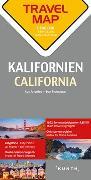 Cover-Bild zu Reisekarte Kalifornien 1:800.000. 1:800'000