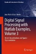 Cover-Bild zu Giron-Sierra, Jose Maria: Digital Signal Processing with Matlab Examples 3