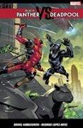 Cover-Bild zu KIBBLESMITH, DANIEL: Black Panther Vs. Deadpool