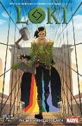 Cover-Bild zu Kibblesmith, Daniel: Loki