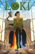 Cover-Bild zu Kibblesmith, Daniel: Loki - Neustart: Der Gott, der zur Erde fiel