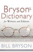 Cover-Bild zu Bryson, Bill: Bryson's Dictionary: for Writers and Editors (eBook)