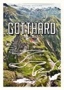 Cover-Bild zu Porsche Drive - Pass Portrait - Gotthard