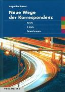 Cover-Bild zu Ramer, Angelika: Neue Wege der Korrespondenz