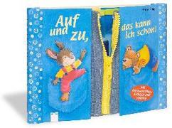 Cover-Bild zu Flad, Antje: Auf und zu, das kann ich schon!