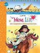 Cover-Bild zu KNISTER: Hexe Lilli (23). Hexe Lilli auf magischer Rettungsmission