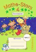Cover-Bild zu Mathe-Stars - Grundwissen 4. Schuljahr. TING-Ausgabe. Übungsheft mit Lösungen von Hatt, Werner