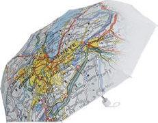 Cover-Bild zu Hallwag Kartografie Schirm Genêve