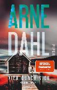 Cover-Bild zu Dahl, Arne: Vier durch vier