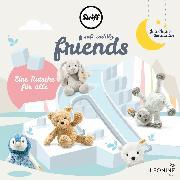 Cover-Bild zu Wiegand, Katrin: Steiff - Soft Cuddly Friends: Gute-Nacht-Geschichten Vol. 3 (Audio Download)