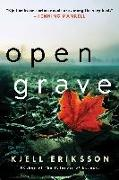 Cover-Bild zu Eriksson, Kjell: Open Grave: A Mystery