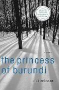 Cover-Bild zu Eriksson, Kjell: The Princess of Burundi: A Mystery