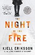 Cover-Bild zu Eriksson, Kjell: The Night of the Fire: A Mystery