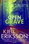 Cover-Bild zu Eriksson, Kjell (Author): Open Grave