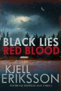 Cover-Bild zu Eriksson, Kjell (Author): Black Lies, Red Blood