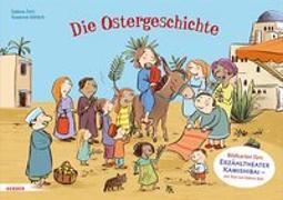 Cover-Bild zu Zett, Sabine: Die Ostergeschichte. Bildkarten fürs Erzähltheater Kamishibai