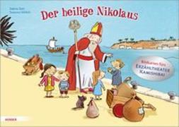 Cover-Bild zu Zett, Sabine: Der heilige Nikolaus. Bildkarten fürs Erzähltheater Kamishibai