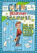 Cover-Bild zu Zett, Sabine: Collins geheimer Channel (Band 1) - Wie ich endlich cool wurde