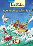 Cover-Bild zu Zett, Sabine: Lesepiraten - Abenteuergeschichten