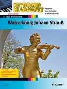 Cover-Bild zu Boarder, Steve (Instr.): Walzerkönig Johann Strauß